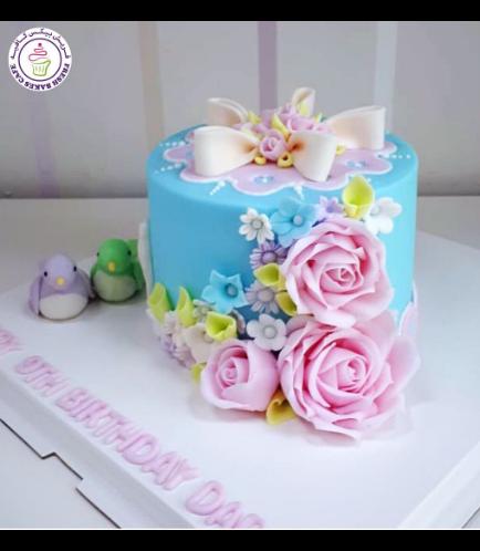 Bird Themed Cake 04b