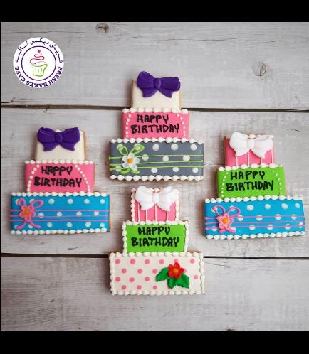 Cookies - Birthday Cakes 02