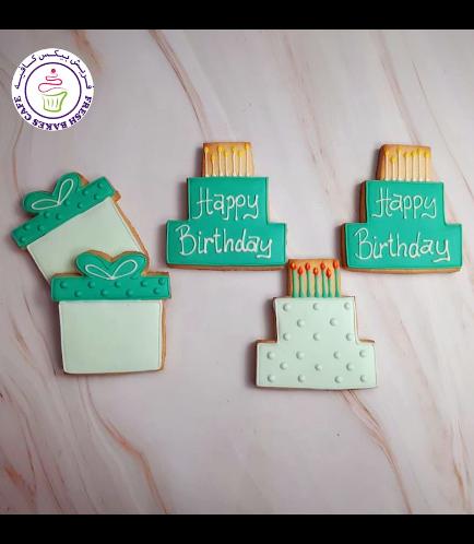 Cookies - Birthday Cakes & Gift