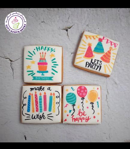 Cookies - Birthday Message 02