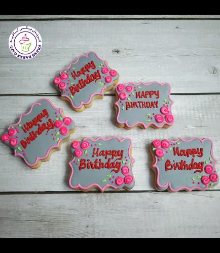 Cookies - Happy Birthday 01