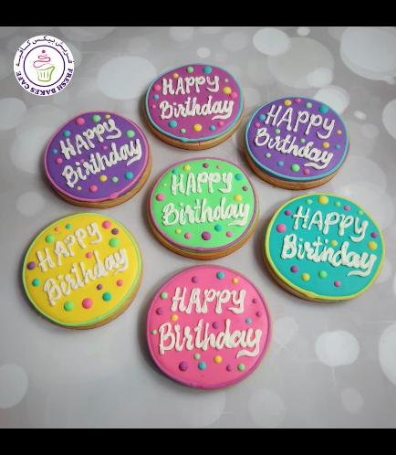 Cookies - Happy Birthday 09b