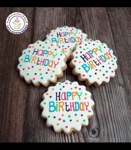 Cookies - Happy Birthday 12