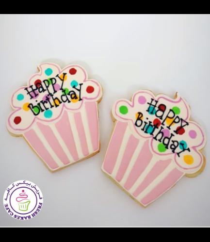 Cupcakes Themed Cookies - Mega Cookies 02