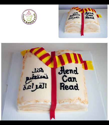 Cake - Open Book 01