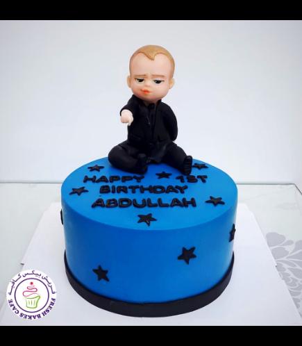 Cake - 3D Cake Topper 04