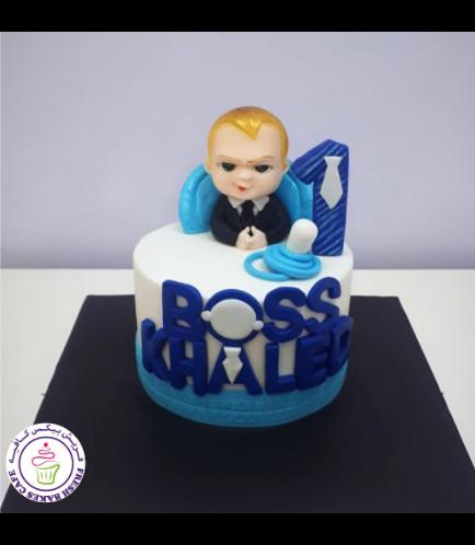 Cake - 3D Cake Topper 05
