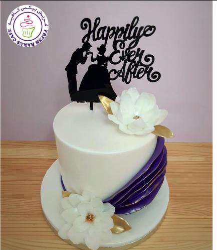 Cake - Flowers & Ruffles