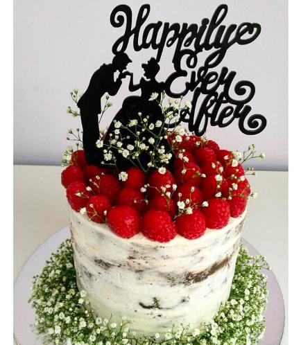 Bridal Shower Themed Cake 11