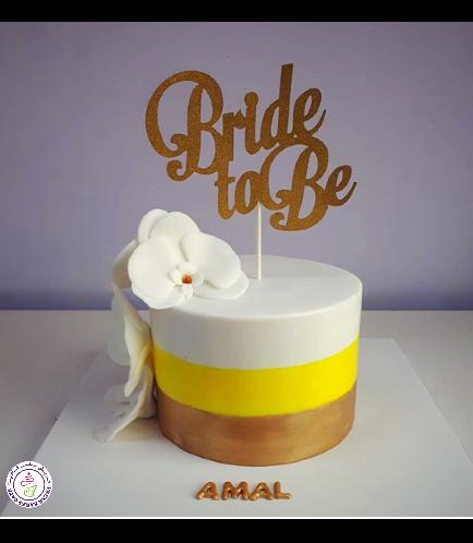 Bridal Shower Themed Cake 31