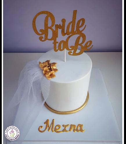 Bridal Shower Themed Cake 32