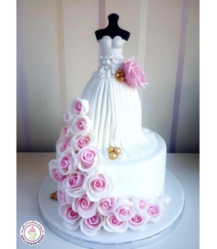 Bridal Shower Themed Cake 35