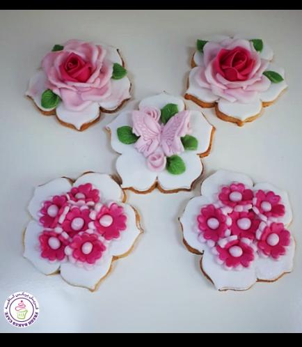 Cookies - Butterflies & Flowers
