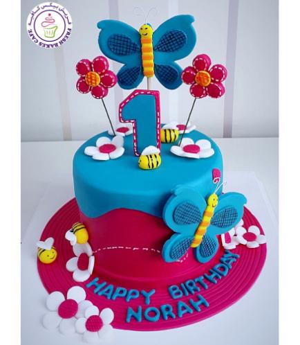 Cake - Butterfly 02