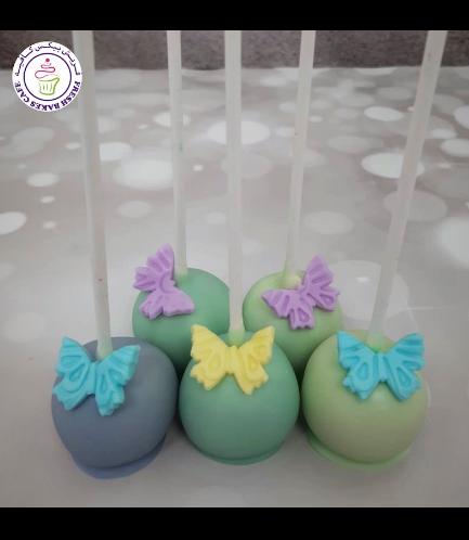 Butterfly Themed Cake Pops 04