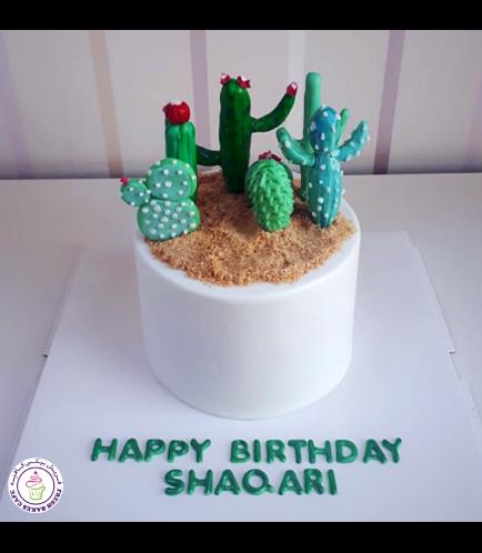 Cactus Themed Cake 04
