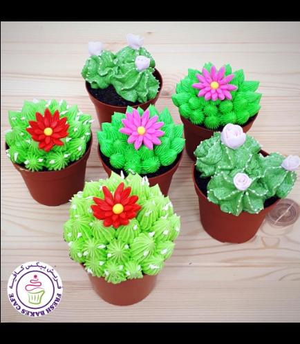 Cupcakes - Cactus 1