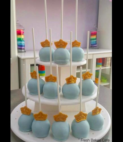 Cake Pops 01 - Blue
