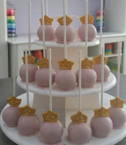 Cake Pops 01 - Pink