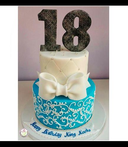 Cake - 2 Tier 02