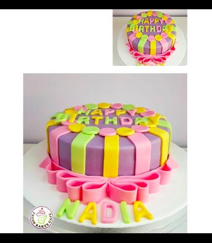Cake - 1 Tier 05