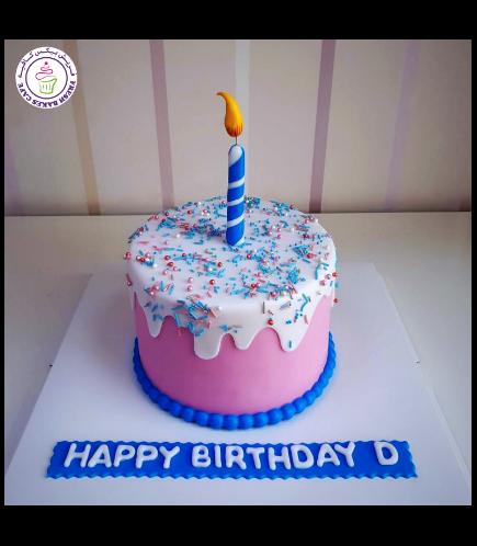 Cake - Pink 02