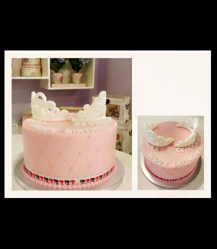 Cake - 2 Crowns