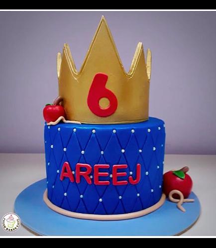 Snow White Themed Cake 05