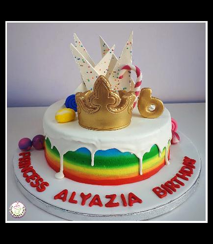 Cake - Crown 01