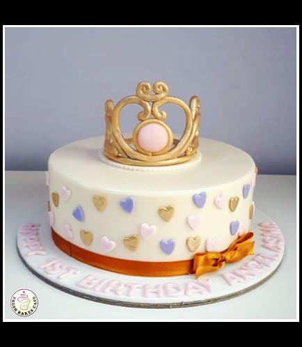 Cake - Hearts