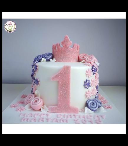 Cake - Flowers 04a