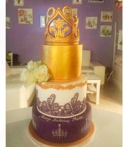 Cake - Crown