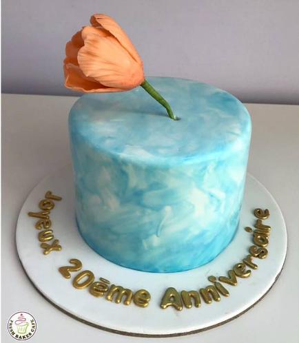 Cake - Tulip