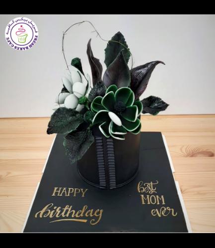Cake - Flowers - 1 Tier 32