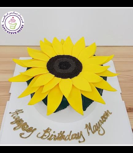 Cake - Sunflower 02