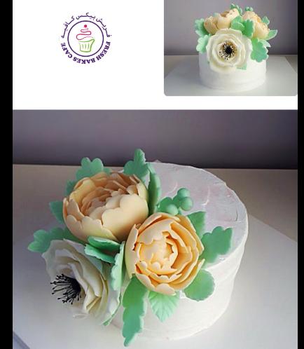 Cake - Flowers 26