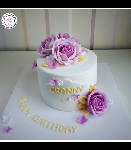 Cake - Flowers 29