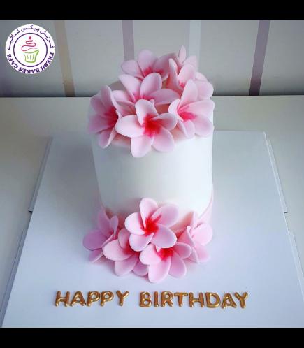 Cake - Plumeria 02b