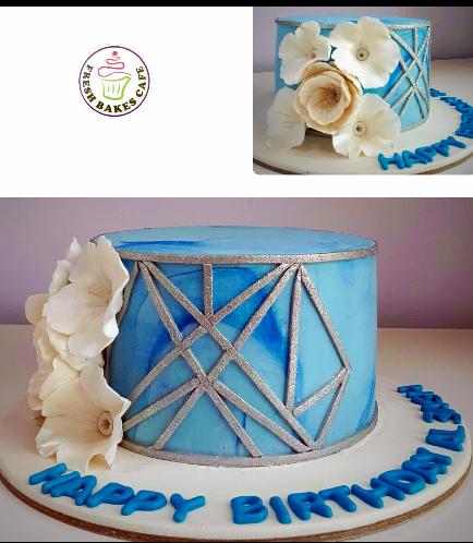 Cake - Flowers 16