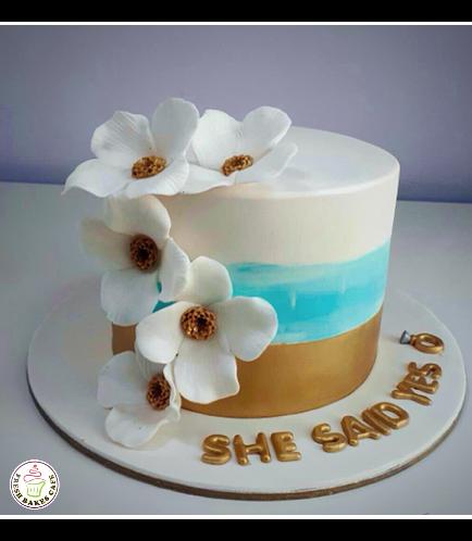 Bridal Shower Themed Cake 25