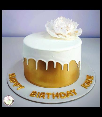 Cake - Peony 03