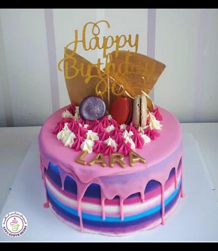 Cake - Macarons 02