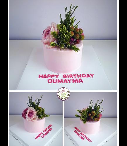 Cake - Flowers 03