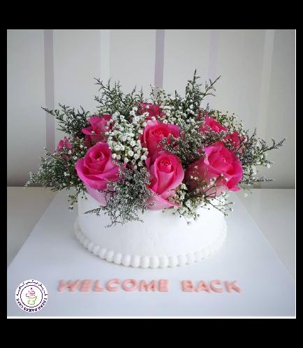 Cake - Roses 08b