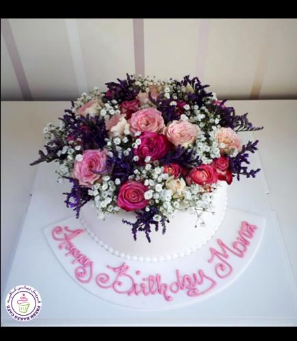 Cake - Roses 08c
