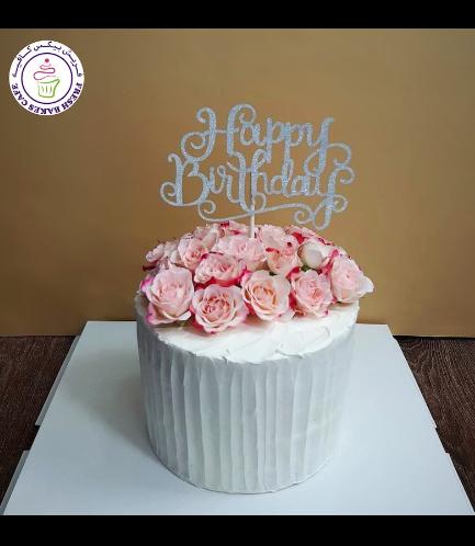 Cake - Roses 10