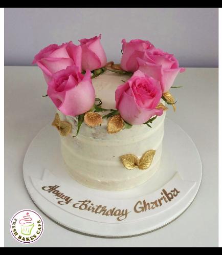 Cake - Roses 01