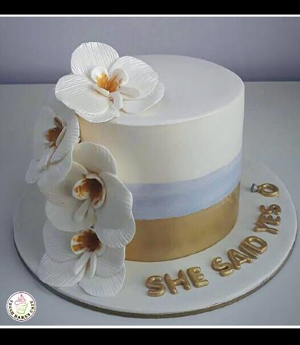 Bridal Shower Themed Cake 27