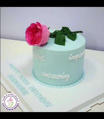 Cake - Rose 06