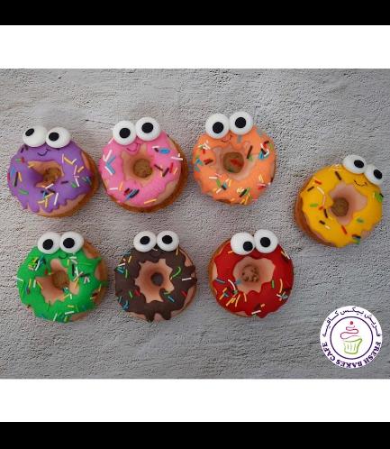 Cartoon Themed Donuts 02